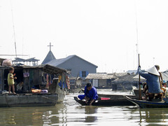 Cambodia - Floating Villages