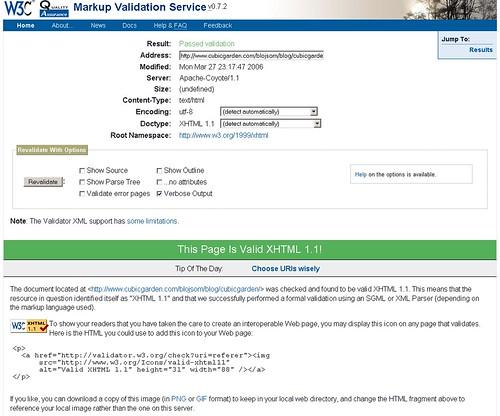 rel=publisher validation