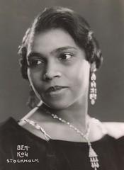 Marian Anderson 1933