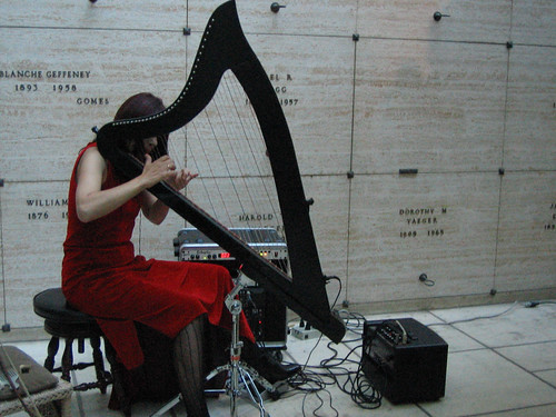 Harp at the Chapel