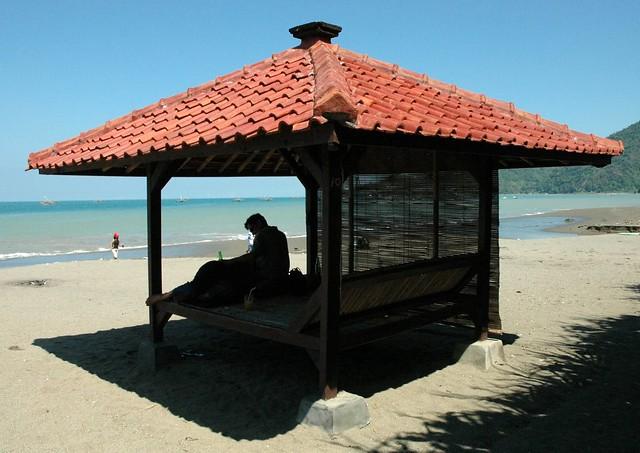 Beach Hut Flickr Photo Sharing