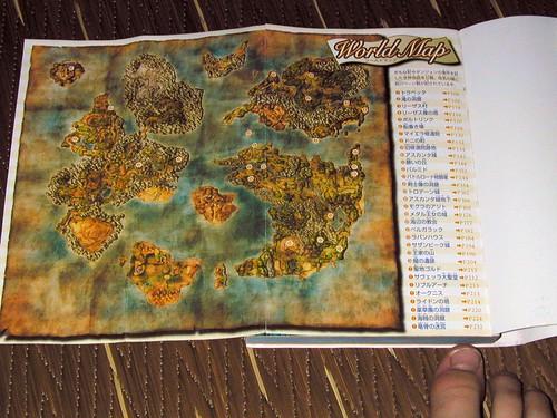 Dragon Quest Map Ian Jones Flickr