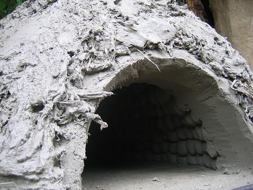 bronze age bread oven