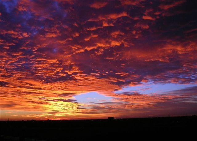 Pre sunrise 2