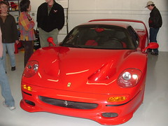 ferrari f430 challenge(0.0), ferrari f355(0.0), ferrari 360(0.0), race car(1.0), automobile(1.0), automotive exterior(1.0), vehicle(1.0), automotive design(1.0), ferrari f50 gt(1.0), ferrari f50(1.0), bumper(1.0), ferrari s.p.a.(1.0), land vehicle(1.0), luxury vehicle(1.0), supercar(1.0), sports car(1.0),