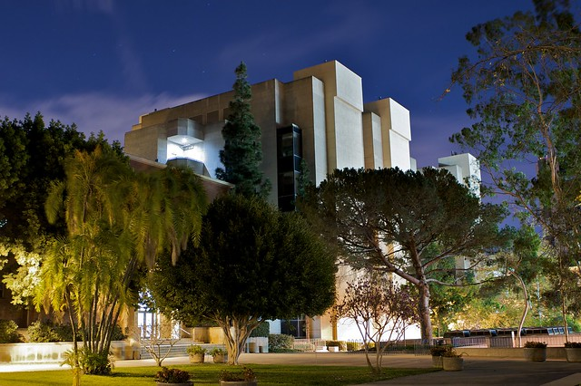 Ucla Young Amp Boyer Halls South Campus Flickr Photo