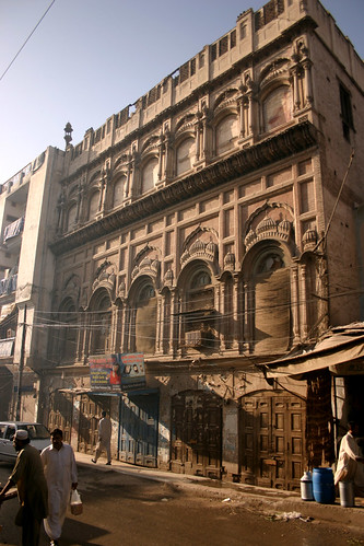 Old Building near Ghanta Gar, Peshawar City