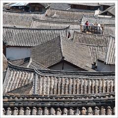 nn the roof