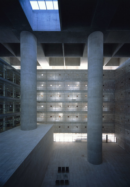 Caja granada photography hisao suzuki by estudio campo baeza flickr photo sharing - Caja granada en madrid ...