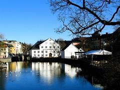 A wonderful day in Uppsala.