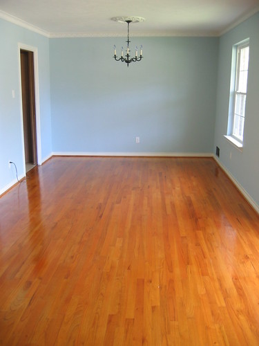 Refinishing Wood Floors Without Sanding Them To Bits