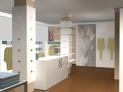 Dise a tu tienda en 3d decoraci n de interiores opendeco - Disena tu cocina 3d ...