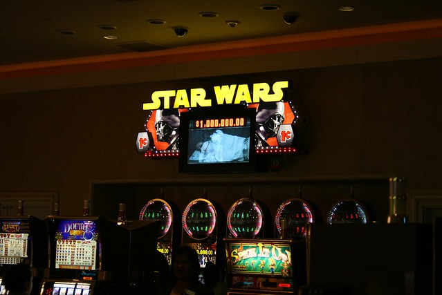Star wars slots online