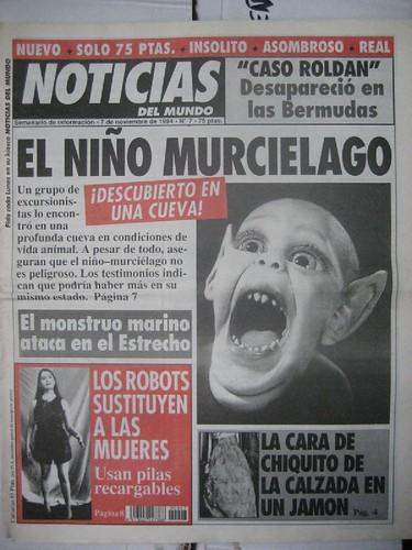 Noticias del Mundo