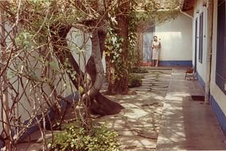 The Inner Patio, Caracas, 1961