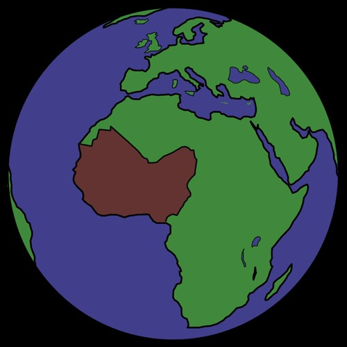 clipart west africa - photo #10