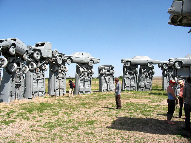 car henge flickr photo sharing