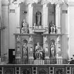 Rome, Italy - Church of San Pietro in Vincoli - Tomb of Pope Julius II