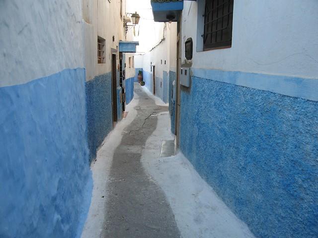 Morocco, Rabat Kasbah