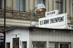 US Army Checkpoint