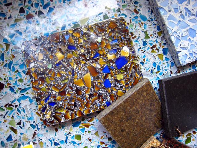 Decoupage Kitchen Tiles