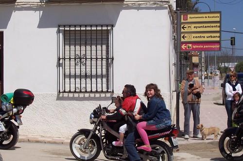 Concentración Motera Escañuela 2007