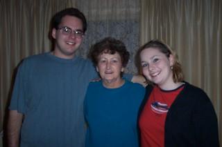 Grandma and Erica and Me