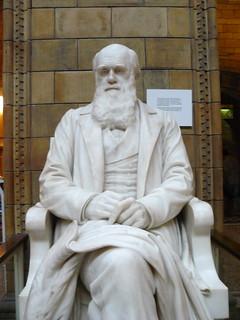 Charles Darwin @ Natural History Museum, London