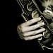 Smoke & Jazz by Christine Lebrasseur