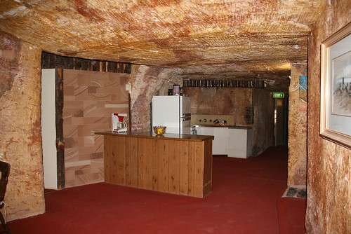 Underground House at Coober Pedy