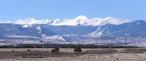 snow landscape colorado scenic co rockymountains sangredecristos skislopes laveta thirteeners trincherapeak cucharasskiarea 13ers