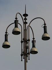 lamp, light fixture, light, street light,