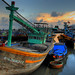 Fishing Boat in Phan Thiet