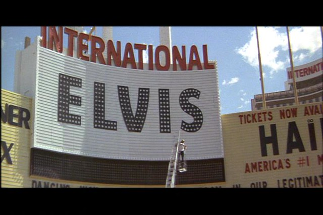 Las Vegas Elvis Sign
