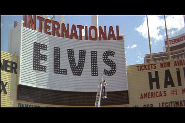 Las Vegas Elvis Sign