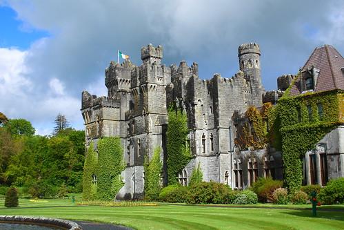 Ashford Castle - 13th century