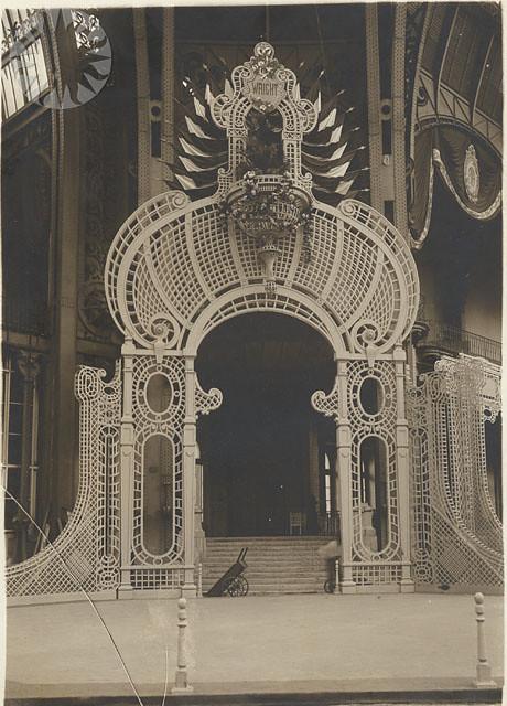 Events 1909 paris 1re exposition internationale de for Salon exposition paris