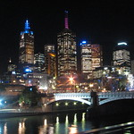Yarra River From Southbank