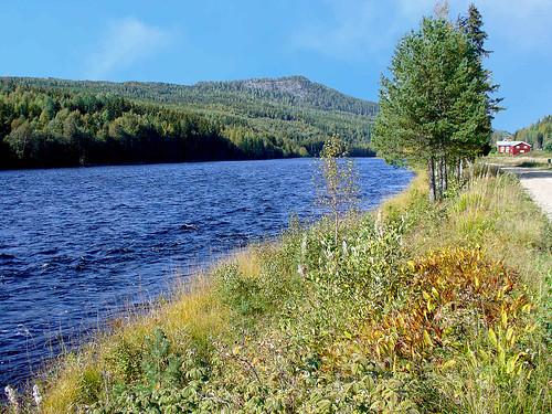 Landscape - Klarälven, Sweden