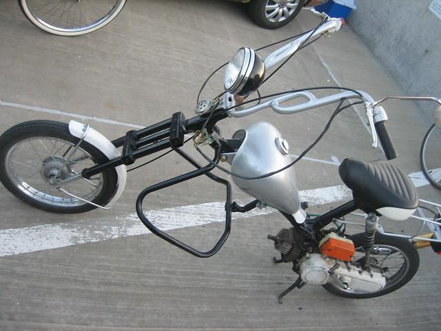 chopper moped   Flickr - Photo Sharing!  chopper moped  ...