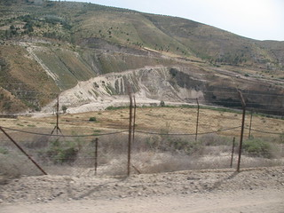 Border fence in Golan Heights_0974