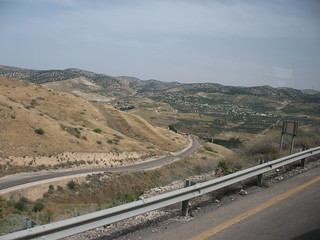 Golan Heights roads_0977