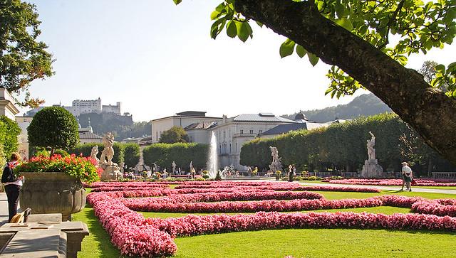 Salzburg, Austria by Flickr CC Richard Taylor