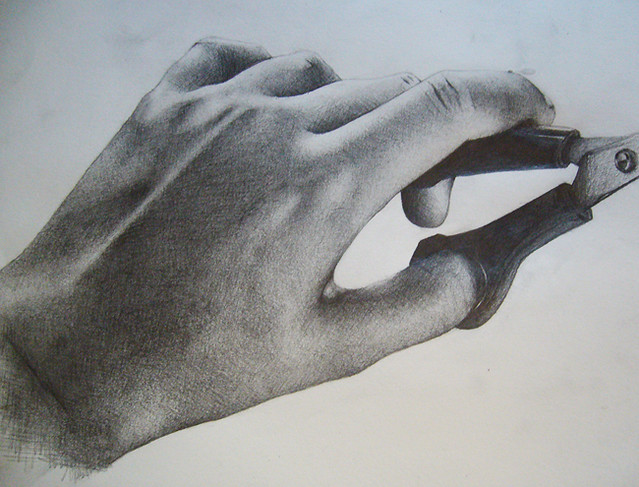 Amazing pencil drawings a gallery on flickr for Amazing hand drawings