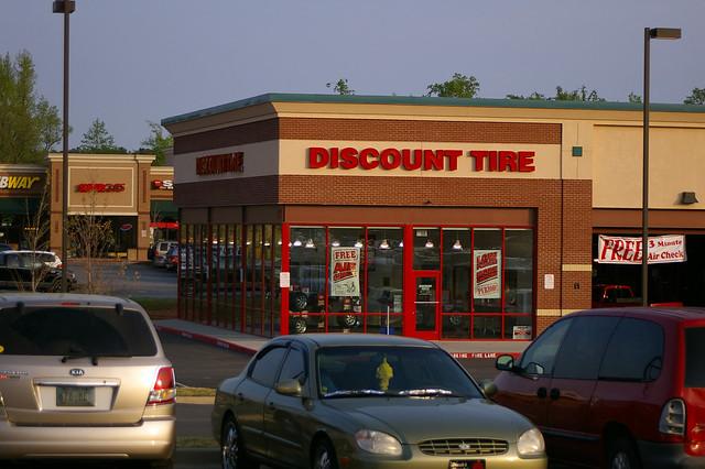 Discount Tire in houston