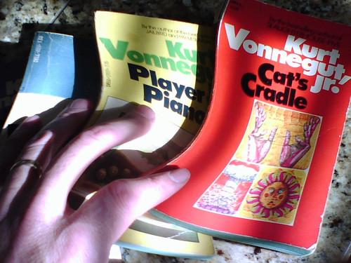 Kurt Vonnegut - 1922 — 2007 - RIP