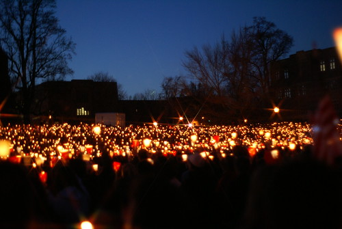 Candlelight vigil 6
