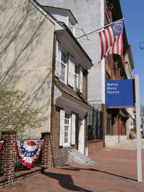 The House of Betsy Ross