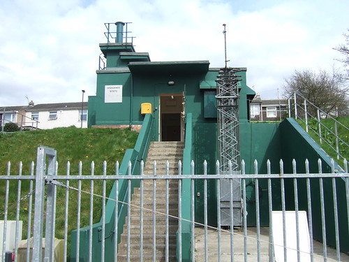 York Cold War Nuclear Bunker