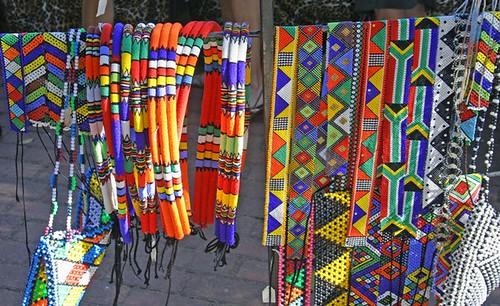 Essenwood Market , Durban, South Africa